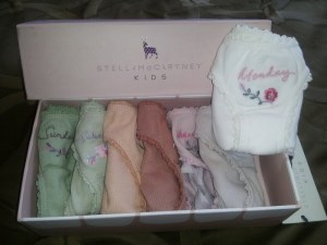 Stella McCartney Peoni panty set