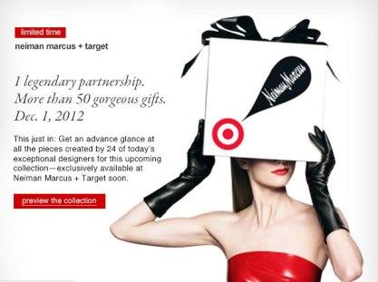 Target newletter