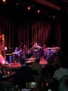 Karen Briggs with band 2