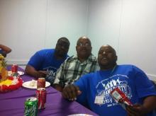 Renthy, Uncle Chief, Robert Jr